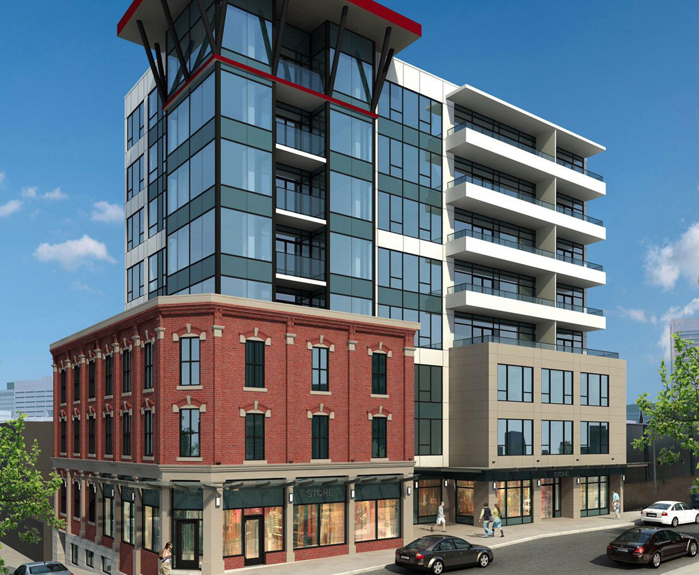 Windows vista chebucto plus connection - The Dillon Sackville And Market Street 39 Units Over Eight Storeys Mosaik Property Status Approved Starting At 219 000