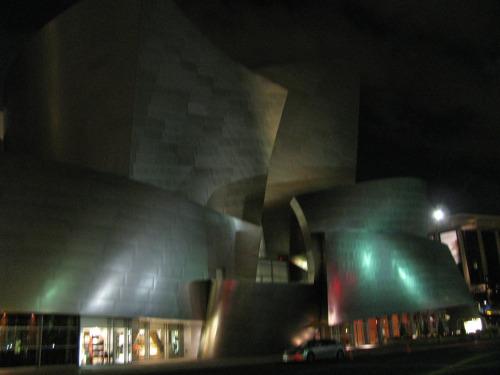 Frank Gehry's Disney Concert Hall